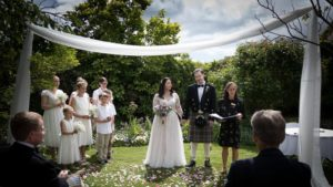 Small intimate weddings at The Racecourse Inn, Longford, Tasmania