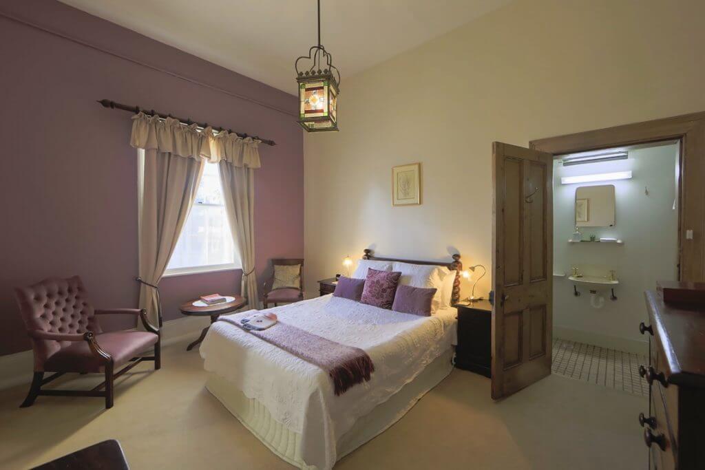 Downstairs Queen room.
